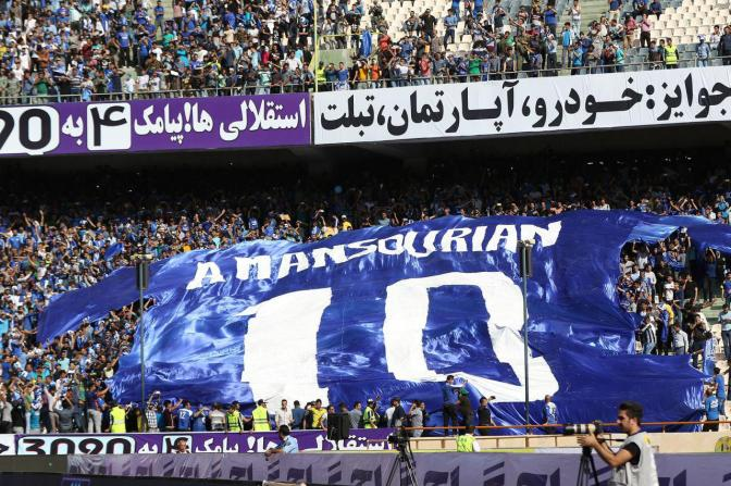 Persepolis 0:0 Esteghlal: Faghani estinguishes Shahravard flames
