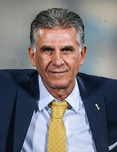 Queiroz calls-up 17 players to train for Uzbekistan and S. Korea qualifiers