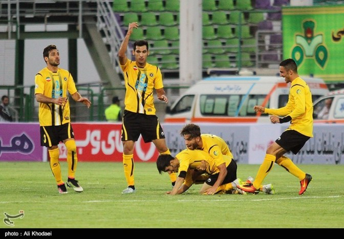Iran Pro League, week 6. Tractor and Sepahan go up, Shahravard without winner
