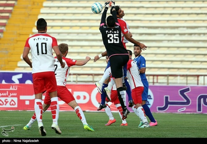 Iran Pro League, week 7. Before the break: Paykan win, Naft climb, Padideh react!