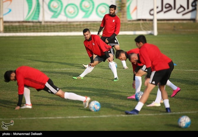 Queiroz calls-up 24 players to train in UAE (2-9 Jan 2017)
