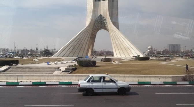 Tehran, 17 khordad 1396